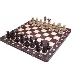 Шахматы деревянные АМБАСАДОР 550*550 мм СН 128