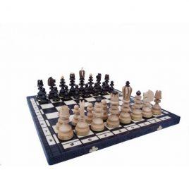 Шахматы резные РОМЕН 550*550 мм СН 131