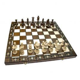 Шахматы резные КОНСУЛ 490*490 мм
