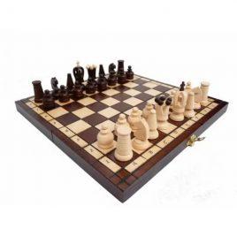 Шахматы деревянные РОЯЛЬ макси 310*310 мм СН 151