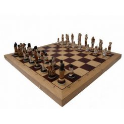 Шахматы ЕГИПЕТСКИЕ 650*650 мм СН 157