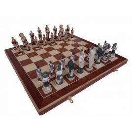 Шахматы СПАРТАК инкрустированные 600*600 мм СН 156