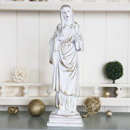Дева Мария 38 см СП509-2 золото
