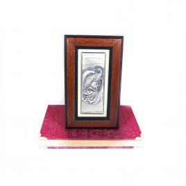 Образ Святое Семейство в деревянной рамке 7