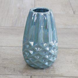 Ваза Меган цветная керамика d11см 1009342