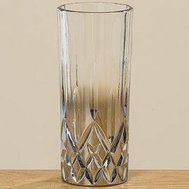 Стакан Медисон серебрянное стекло h15см 1008756