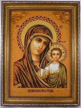 Казанская і-05 Икона Божией Матери 15*20
