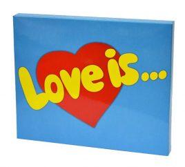 Шоколад «Love is» 20 плиток 020