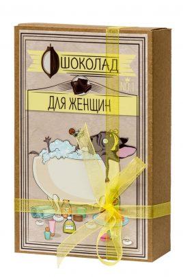 "Шоколад ""Крафт-Мопс Для женщин"" 027"