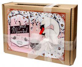 "Подарок ""JUST MARRIED"" XXL 056"