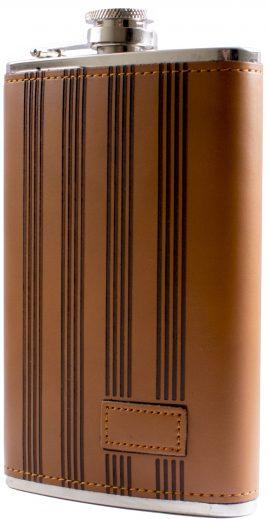 Фляга кожа (284мл) Гранд Презент BP-10-2