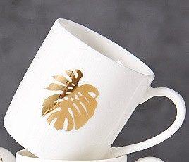Чашка для эспрессо декор 90мл 1012979