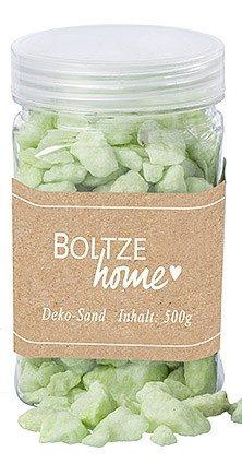 Декоративные камни зеленые h10см 500г 2000683