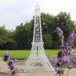 Эйфелева башня светящаяся 200 см LED, гирлянда 200 лампочек