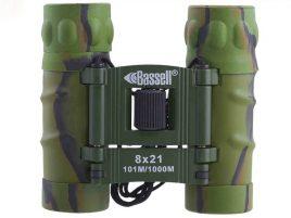 Бинокль BASSELL 8×21 BSA