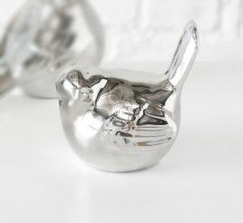 Статуэтка птица Мелли h11-13см керамика 1014024