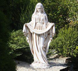 Садовая фигура Покрова 98х52х28 см ССК00004