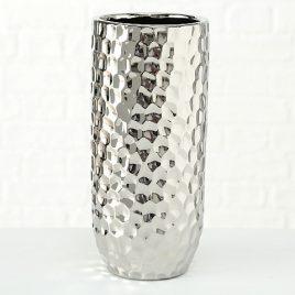 Ваза серебряная керамика h29см 1019068