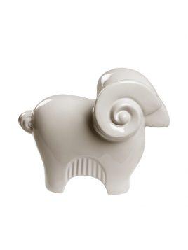 Статуэтка Ягнёнок керамика 18*10*14 см 901-14