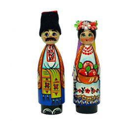 Украинская кукла средняя 48235426