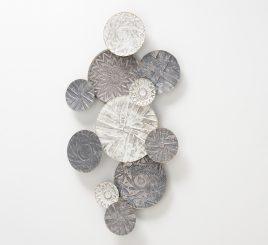 Настенный декор Caritan металл 110*60см 1013115