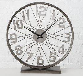 Настольные часы «Колесо Жизни» металл h52см 1019957
