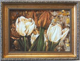 Натюрморт Тюльпаны Н-119 20*30