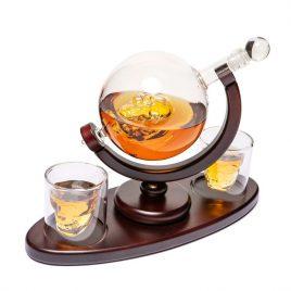 """Набор для виски со стаканами """"Доктор Фауст"""" 850 мл 640002"""