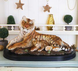 Тигрица с тигренком SM00242-3-P1