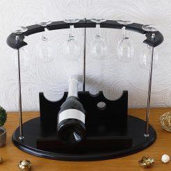 Набор для вина на 6 рюмок-Престиж SS0081
