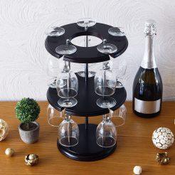 Набор для вина на 10 рюмок-Популяр