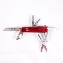 Нож многофункциональный 17 элементов 160 мм