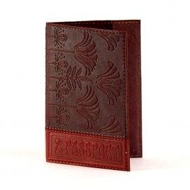 Обложка для паспорта 509-07-08-11
