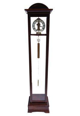 Часы напольные с гиревым механизмом-Модерн
