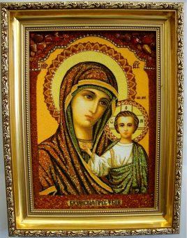 Казанская і-07 Икона Божией Матери Гранд Презент 20*30