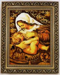 Кормящая і-101 Икона Божией Матери  Млекопитательница